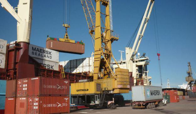 Aceiteros paralizan las exportaciones