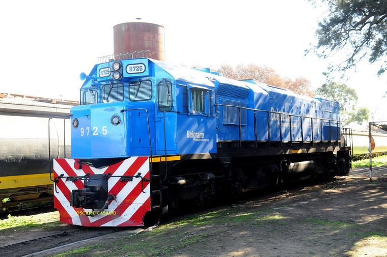 Personal jerárquico de ferrocarriles para por encuadre