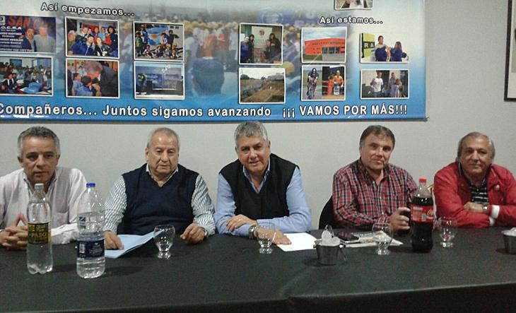 Clima de época: se acerca la unidad en la CGT La Matanza