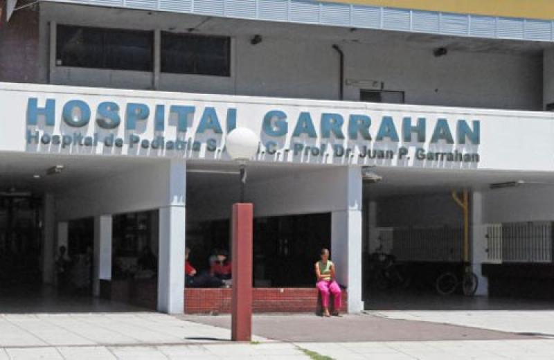 Trabajadores del Garrahan le responden al PRO