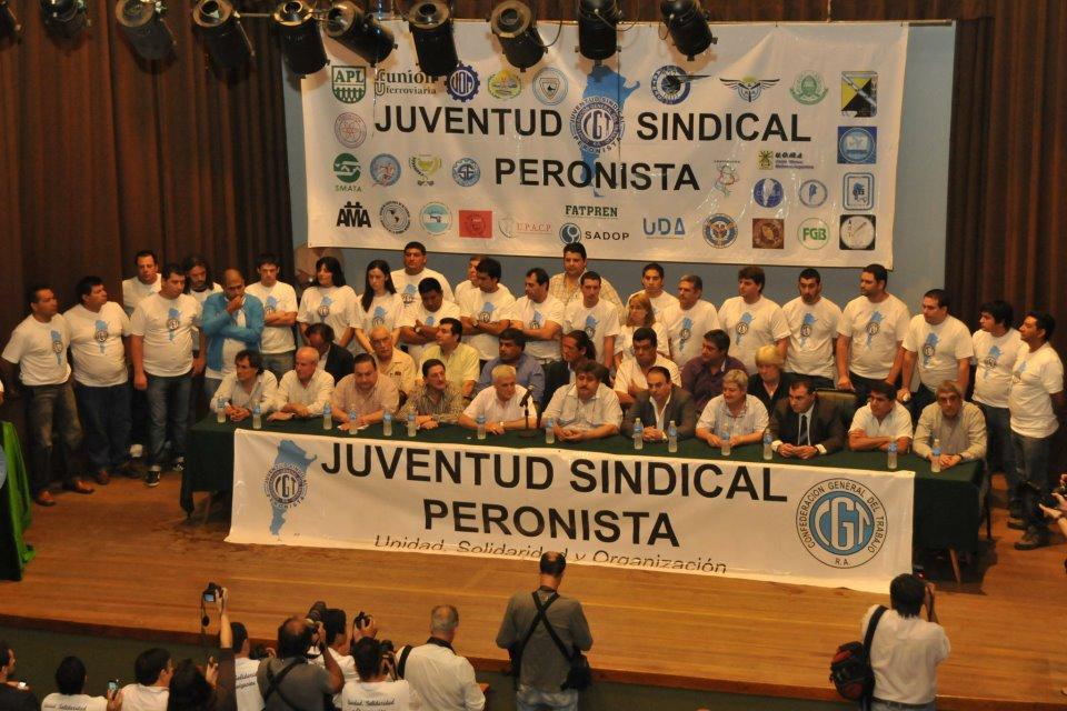 La Juventud Sindical Peronista lanzó su spot de campaña