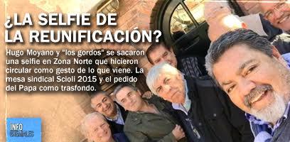 ¿La selfie de la reunificación?