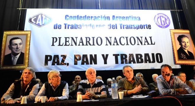Moyano se despegó de Macri y la CATT no respaldará a ningún candidato