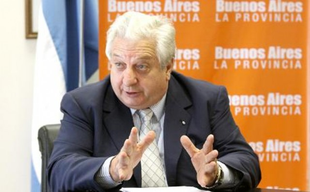 Scioli sigue sin designar ministro de Trabajo