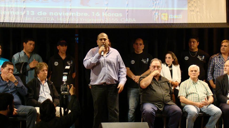 La Juventud Sindical redobla esfuerzos en apoyo de Scioli