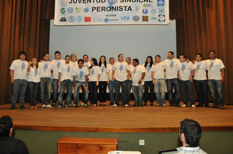 La Juventud Sindical Peronista ratificará su respaldo a Scioli