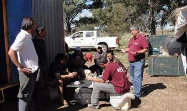 Rescatan a 300 trabajadores esclavos en La Plata