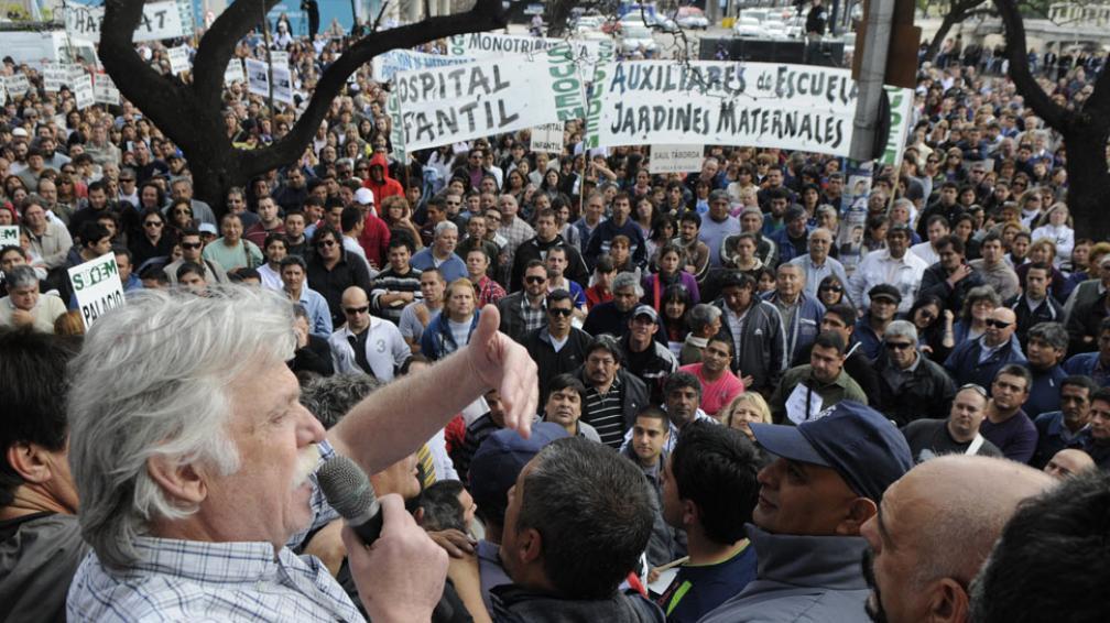 Municipales cordobeses retrucaron a Macri