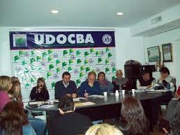 """UDOCBA pide """"un resarcimiento histórico"""""""