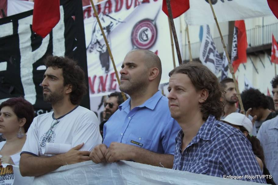 El sindicalismo combativo se suma al paro de ATE