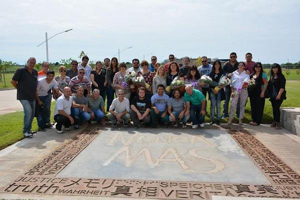 Atilra homenajeó a trabajadores desaparecidos