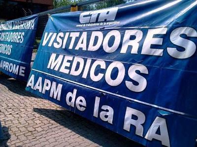 Reincorporan 8 visitadores médicos en Bayer