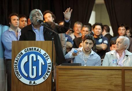 La CGT de Moyano homenajeará a trabajadores desaparecidos