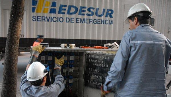 A pesar del tarifazo, crecen los problemas para los trabajadores de Edesur