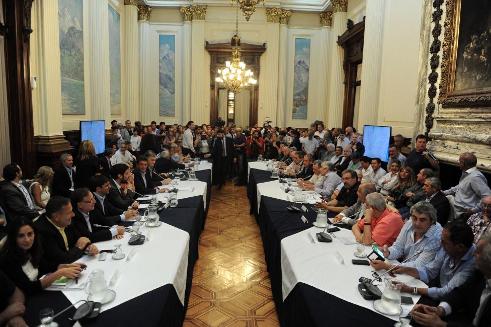 Se postergó la reunión de comisión que trataría la emergencia ocupacional