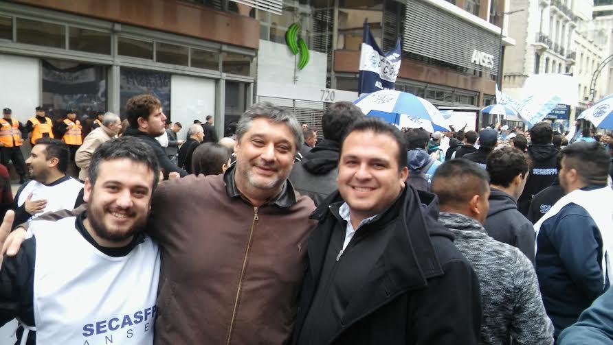 Reclamaron reincorporaciones en ANSES y que Macri se sume al compromiso de no despedir