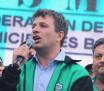 Doval encaminado a liderar el gremio de municipales de Avellaneda