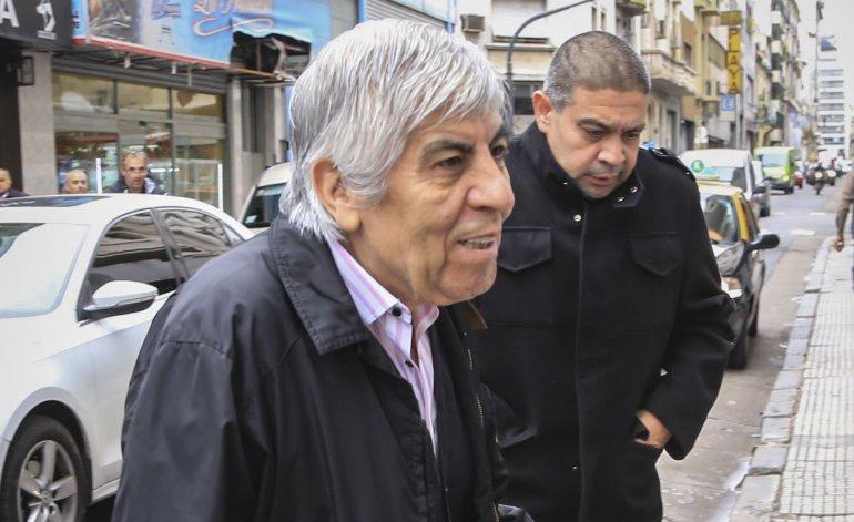 """""""Moyano juega a lo Néstor"""""""