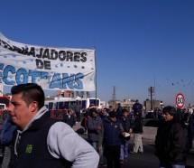 Trabajadores de Ecotrans denunciaron desguace y despidos