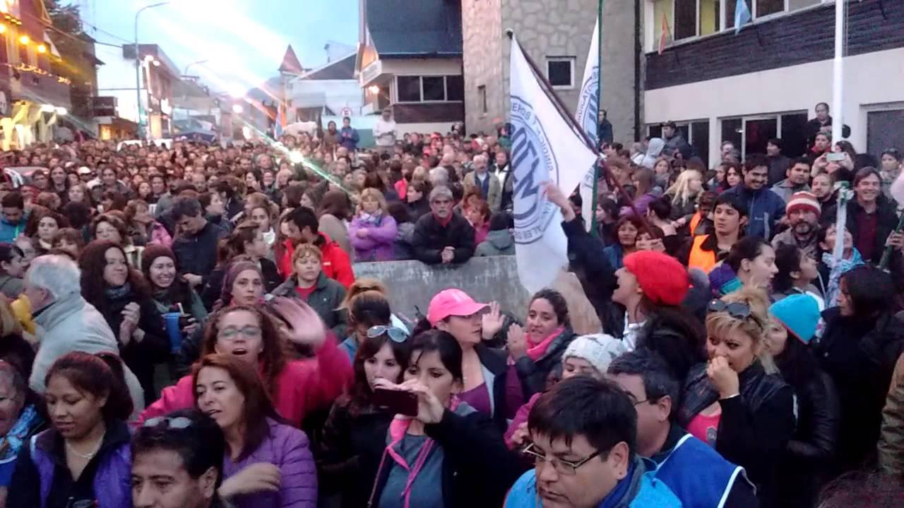 Interminable: cumple 100 días el conflicto estatal de Tierra del Fuego
