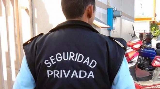 Paritaria de Seguridad Privada: 36,5%