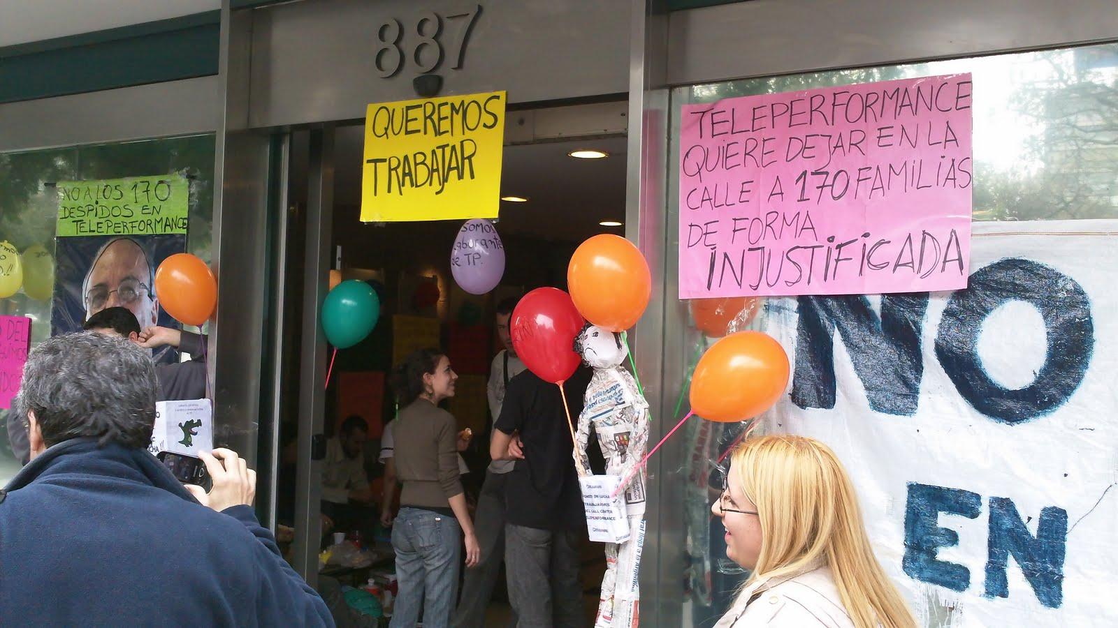 Despidos masivos en call centers de Tucumán: denuncian complicidad de Comercio