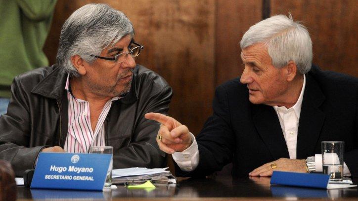 A un mes de la unidad, Moyano y Caló difundirán un duro documento con el Gobierno