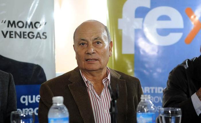 Venegas no quiere un triunvirato en la CGT y se postula con aval del gobierno