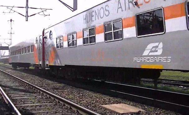 Vidal suspendió el servicio de Ferrobaires y los gremios están en pie de guerra
