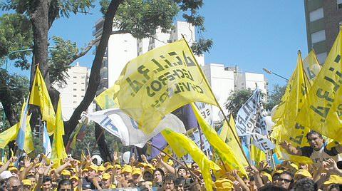 La Corriente Sindical Federal sumó a Atilra General Rodriguez