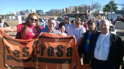 FESPROSA en Brasil, contra la destrucción de la Salud