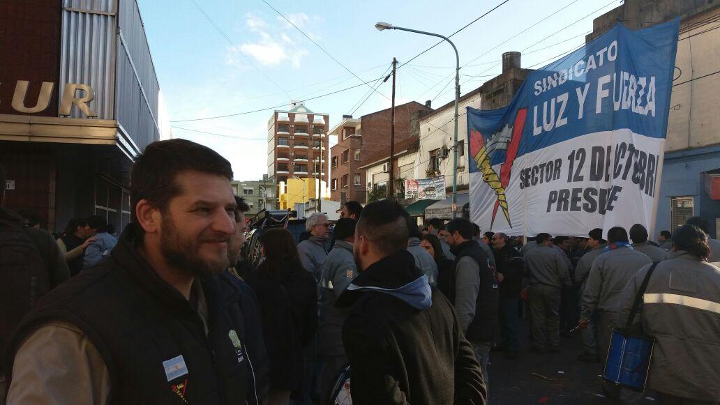 En medio de los apagones, Edesur despidió 200 empleados y hay paro de Luz y Fuerza