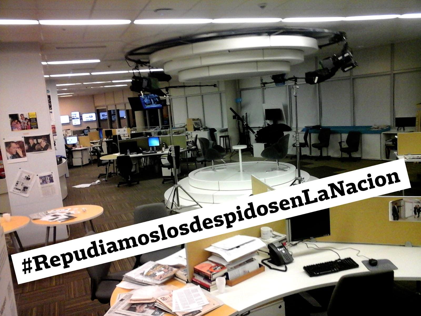 La Nación tampoco cumple el acuerdo con Macri y despide periodistas