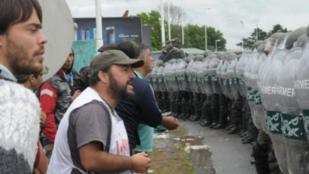 Criminalización: en seis meses fueron detenidos 35 dirigentes sindicales
