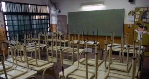 Los 7 gremios nacionales paralizan la educación y escala el conflicto docente