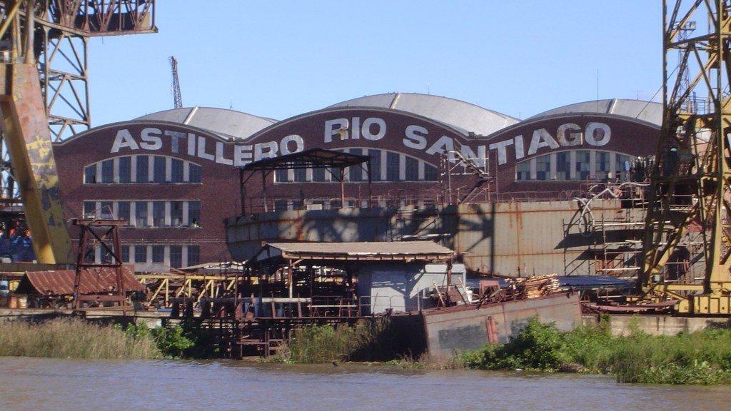ATE declaró la emergencia laboral en el Astillero Río Santiago