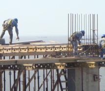 El empleo en la construcción en su peor momento de los últimos 10 años