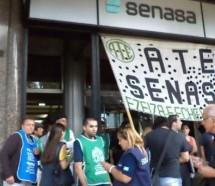 ATE paraliza SENASA 10 días, contra el presupuesto 2017 del organismo