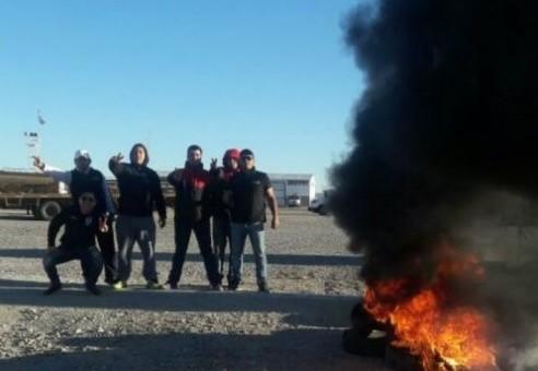 Petroleros bloquearon YPF por 68 despidos