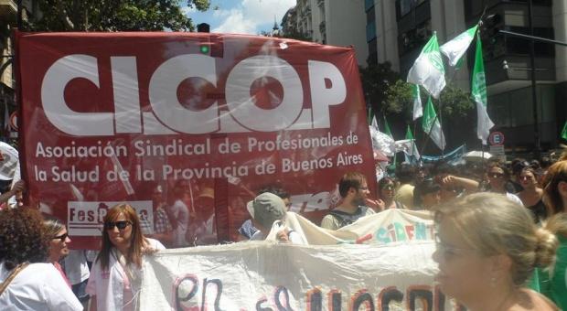 Los médicos le vuelven a parar los hospitales a Vidal
