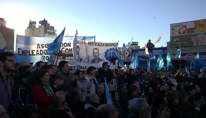 El Movimiento Sindical Rosarino rechazó el bono