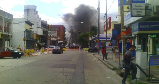 Despidos y represión en Coto Quilmes