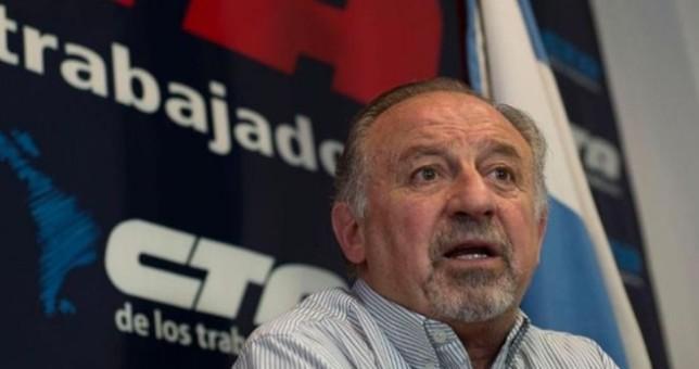 """Para Yasky, el acuerdo Gobierno-CGT """"es miserable"""""""