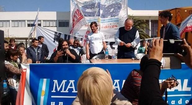 Yasky busca coordinar una protesta con gremios de la CGT y organizaciones sociales