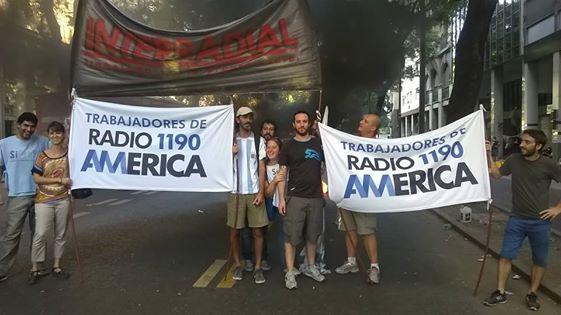 Trabajadores de Radio América movilizarán a ENACOM para pedir continuidad laboral
