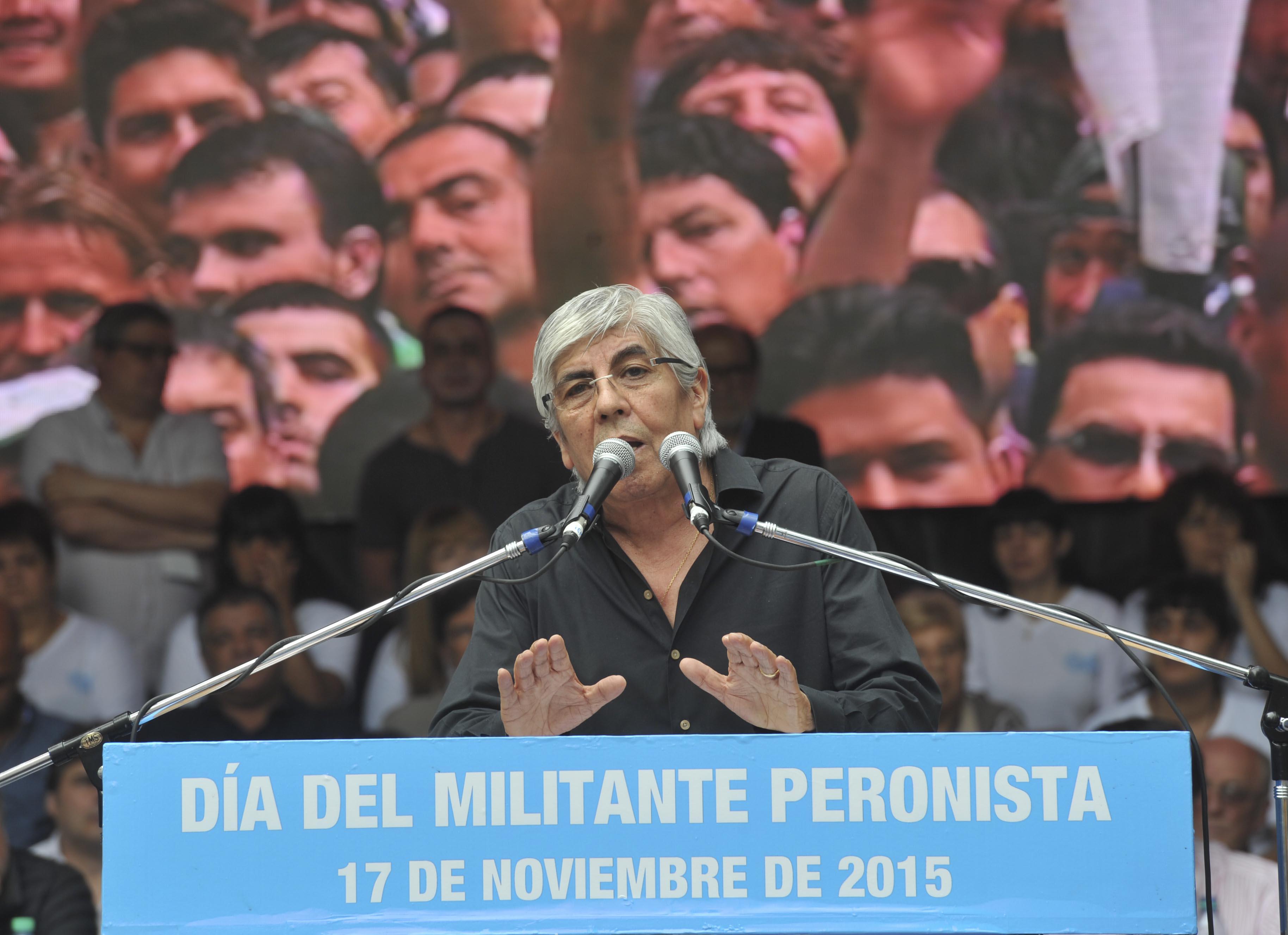 Para Moyano, los trabajadores tienen «bronca» con el Gobierno