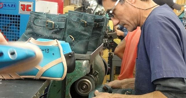 La industria del calzado ya destruyó 3.500 empleos