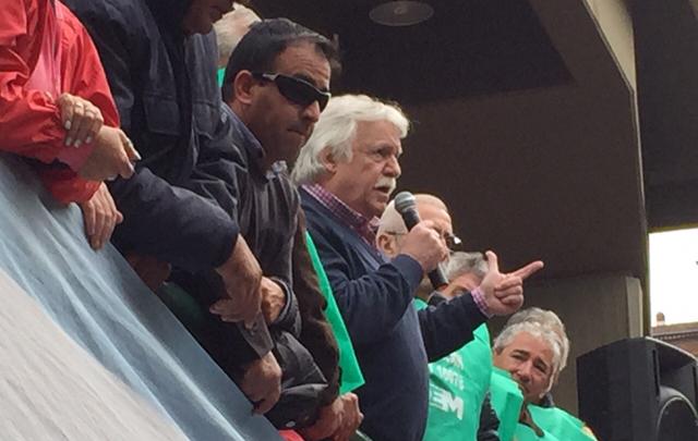 Municipales cordobeses lanzan plan de lucha por reapertura de paritarias