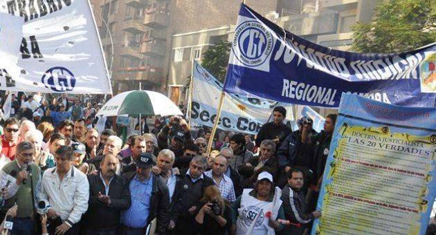 La CGT La Rioja movilizará contra los despidos y las suspensiones