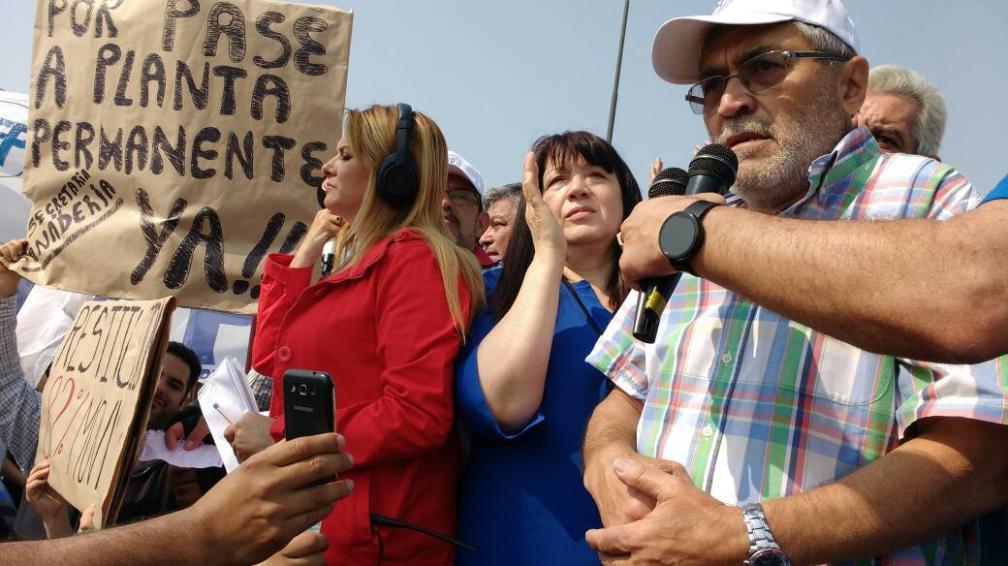 Los cordobeses se amparan en la reapertura de paritarias de Vidal